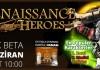 Renaissance Heroes Açık Beta