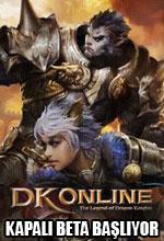 DK Online Türkiye Kapalı Beta Testi Başlıyor! Poster