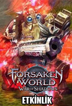 Forsaken World 2 Kat Tecrübe ve ZEN Etkinliği! Poster