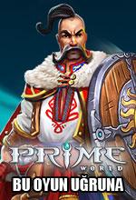Prime World: Bu Oyun Uğruna Poster