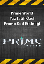 Prime World Yaz Tatili Özel  Poster