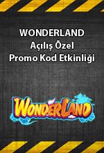 Wonderland Açılış Özel  Poster