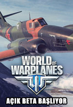 World of Warplanes Açık Beta Testi Başlıyor Poster