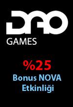 DAO Games'ten Titanların Şerefine %25 Nova Poster
