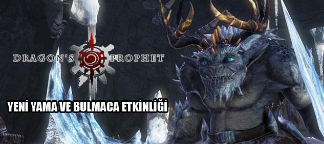 Dragon's Prophet'e Yeni Yama ve Etkinlik