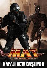 MAT Online TR Kapalı Beta Başlıyor! Poster