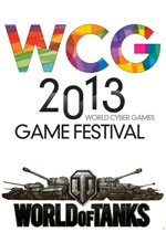 World of Tanks World Cyber Games 2013'e Katılıyor Poster