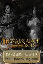 Renaissance Heroes'da Yeni Dönem Başlıyor! Poster