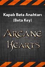 Arcane Hearts  Poster