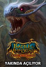 Battle of the Immortals Türkiye Açılıyor! Poster
