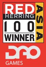 DAO Games Asya'nın En İyi 100'ü Arasında! Poster