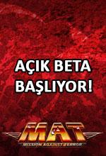 MAT Online Türkiye Açık Beta Başlıyor! Poster