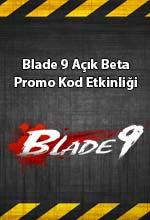 Blade 9 Açık Beta  Poster