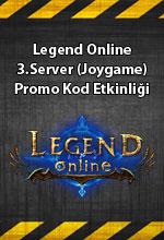 Legend Online Joygame 3.Server  Poster