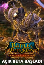 Battle of the Immortals Açık Beta Başladı! Poster