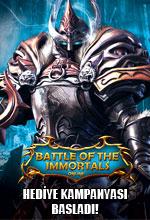 Battle of the Immortals Aldığın Kadarı Hediye Poster