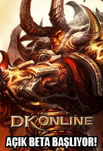 DK Online Açık Beta Başlıyor! Poster