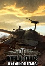 World of Tanks 8.10 Güncellemesi Poster