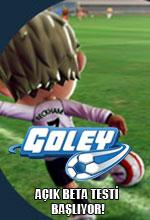 Goley Açık Beta Testi Başlıyor! Poster