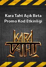 Kara Taht Açık Beta  Poster
