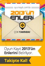 Oyunkayit.com'da 2013'ün En'leri Belli Oluyor! Poster