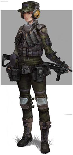 Wolfteam'e Yeni Karakterler Geliyor! Ekran Görüntüsü