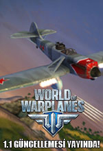 World of Warplanes 1.1 Güncellemesi Yayında! Poster