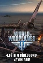 World of Warplanes 4.Eğitim Videosunu Yayınladı! Poster