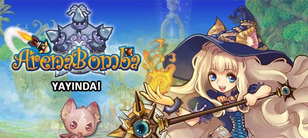 Mobil Oyun ArenaBomba Yayına Başladı!