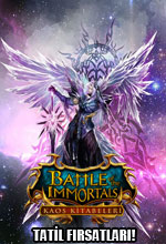 Battle of the Immortals Tatil Fırsatları Poster