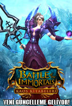 Battle of the Immortals'a Yeni Güncelleme Geliyor! Poster