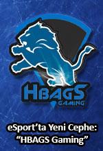 eSports'ta Yeni Cephe: HBAGS Gaming Poster