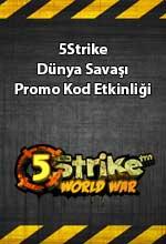 5Strike Dünya Savaşı  Poster