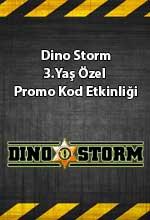 Dino Storm 3.Yaş Özel