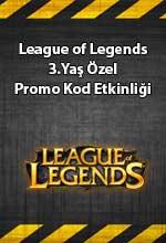 League of Legends 3.Yaş Özel  Poster