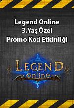 Legend Online 3.Yaş Özel  Poster