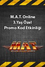 M.A.T. Online 3.Yaş Özel  Poster