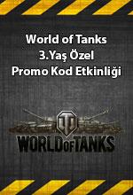World of Tanks 3.Yaş Özel