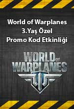 World of Warplanes 3.Yaş Özel  Poster