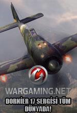 Wargaming İle Dornier 17 Sergisi Tüm Dünyada! Poster