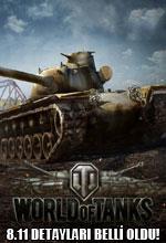 World of Tanks 8.11 Detayları Belli Oldu! Poster