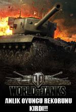 World of Tanks Anlık Oyuncu Rekorunu Kırdı! Poster