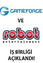 Gameforge ve Robot Entertainment İşbirliği Poster