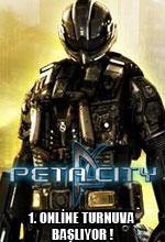 Peta City'de 1. Online Turnuva Başlıyor! Poster