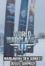 Wargaming'den Serbest Düşüş Sürprizi! Poster
