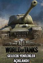 World of Tanks'e Gelecek Yenilikler Açıklandı! Poster