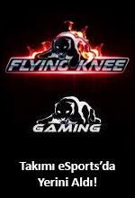 Yeni eSports Takımı: Flying Knee Gaming Poster