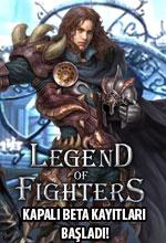 Legend of Fighters Kapalı Beta Kayıtları Başladı Poster