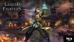 Legend of Fighters Ekran Görüntüleri