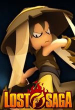 Lost Saga Poster